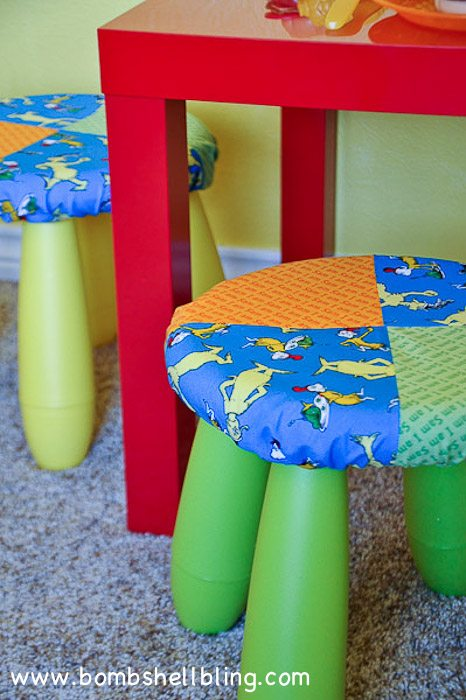 Dr Seuss Stool Covers-31