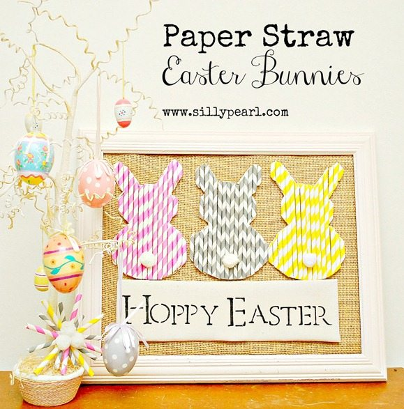 +Paper Straw Bunnies -- The Silly Pearl_thumb[5]