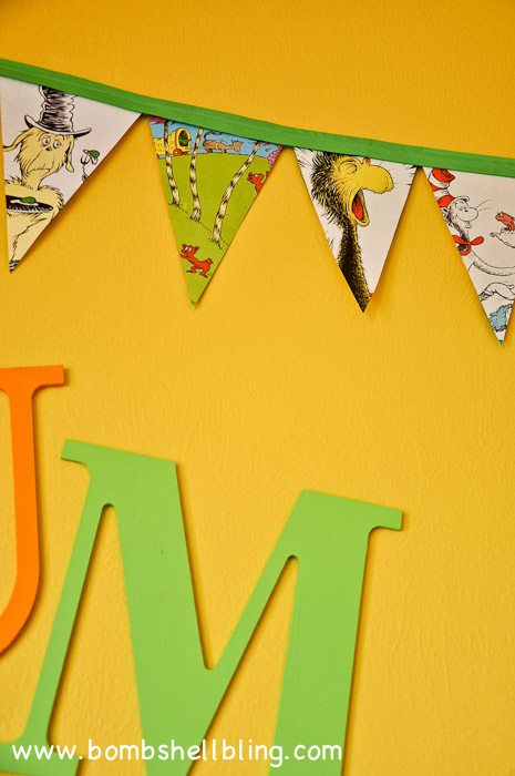 Book Page Pennant Banner-10