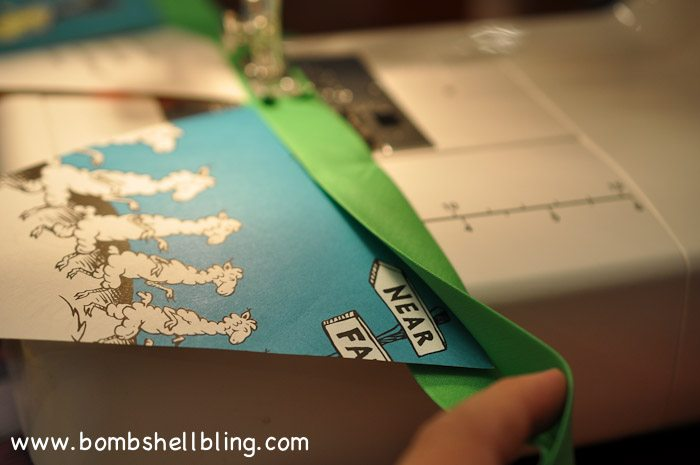 Book Page Pennant Banner-8