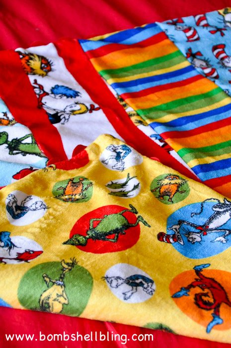 Dr Seuss Cuddle Blanket-23
