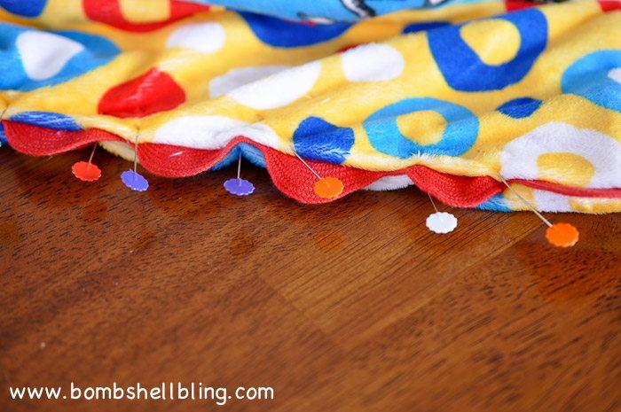 Dr Seuss Cuddle Blanket-27