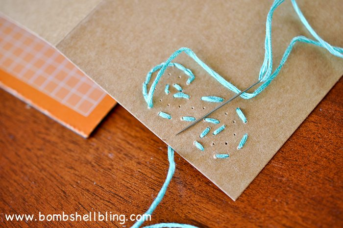 Hand Stitched Cards-7