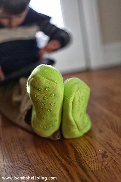 Carters Baby Monster Bedroom Shoes: Monsters Inc. Slippers