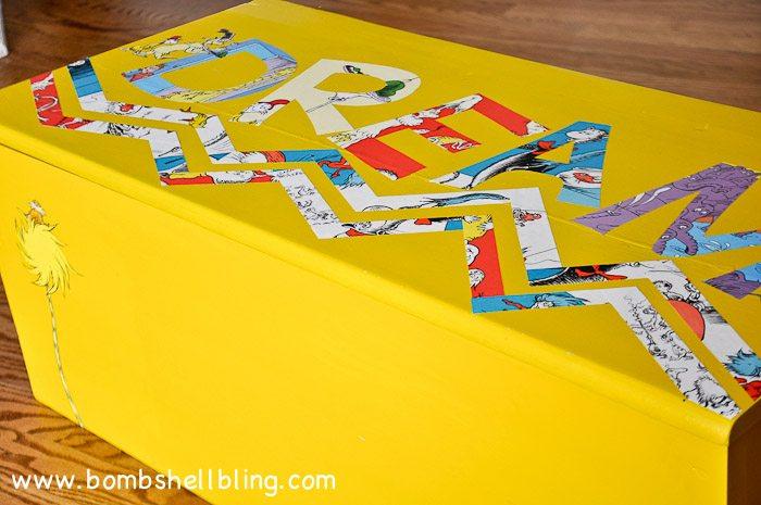 Seuss Toy Box-6