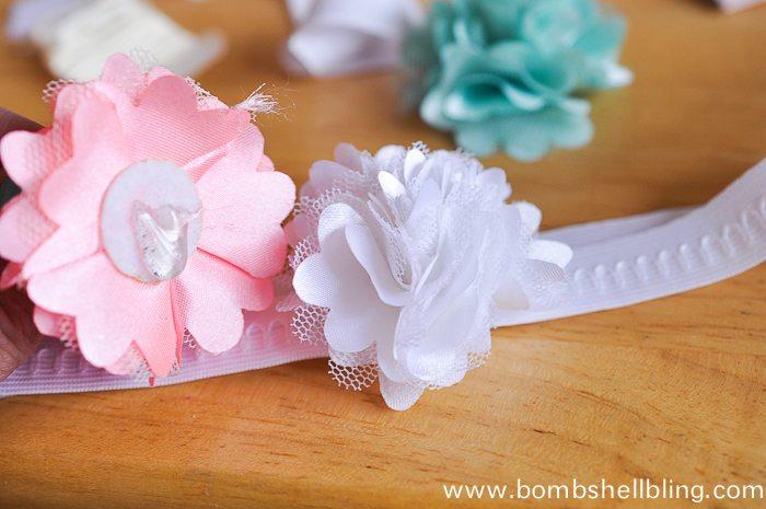 Spring Flower Headband-2