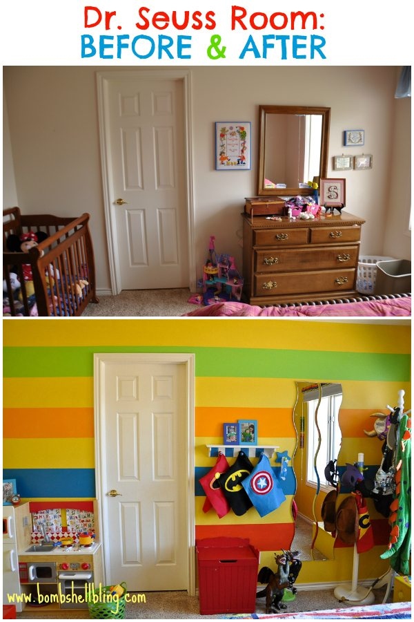 Seuss B&A Dress Up Area