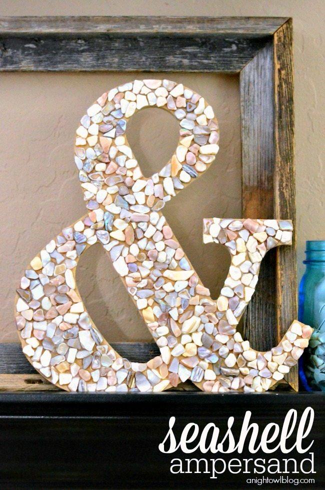 ANO DIY-Seashell-Ampersand-1