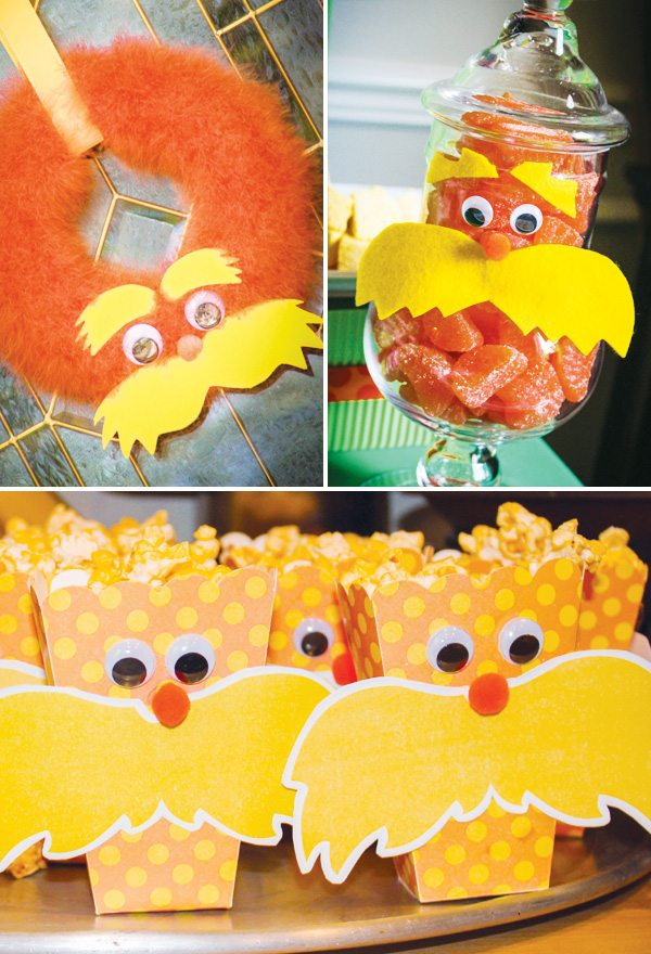 #Lorax-party-crafts