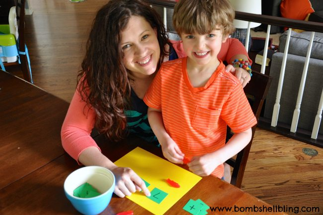 Seuss Preschool Math Game