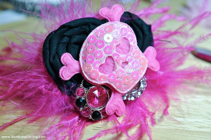 Punk Rock Baby Headband-8