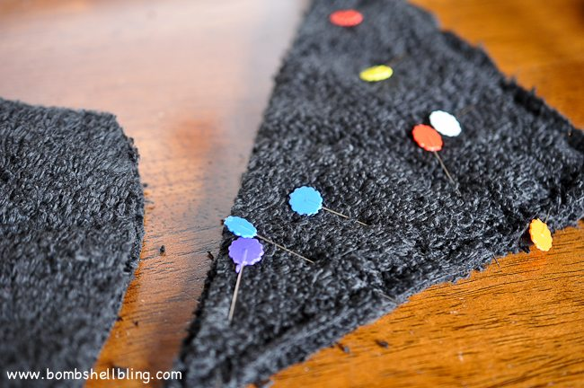Toothless Hooded Towel-3