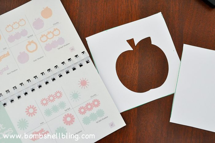 Washi Tape Apple Art-2