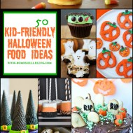 Halloween Food Ideas 50 Kid-Friendly Options
