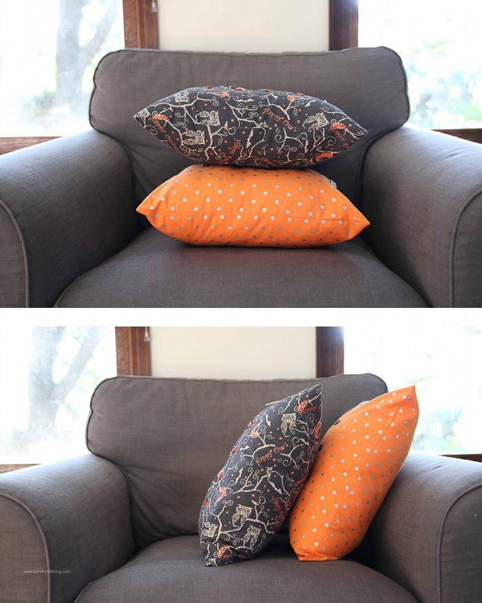 Halloween Button Pillows-6