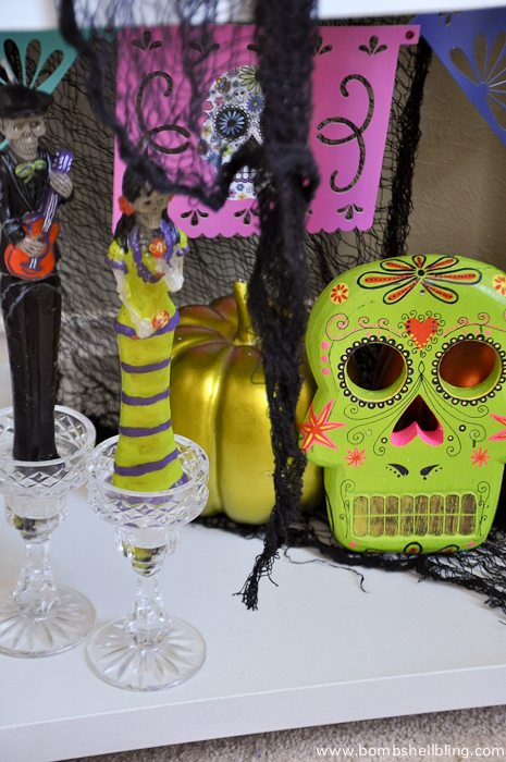 Dia De Los Muertos Display-17