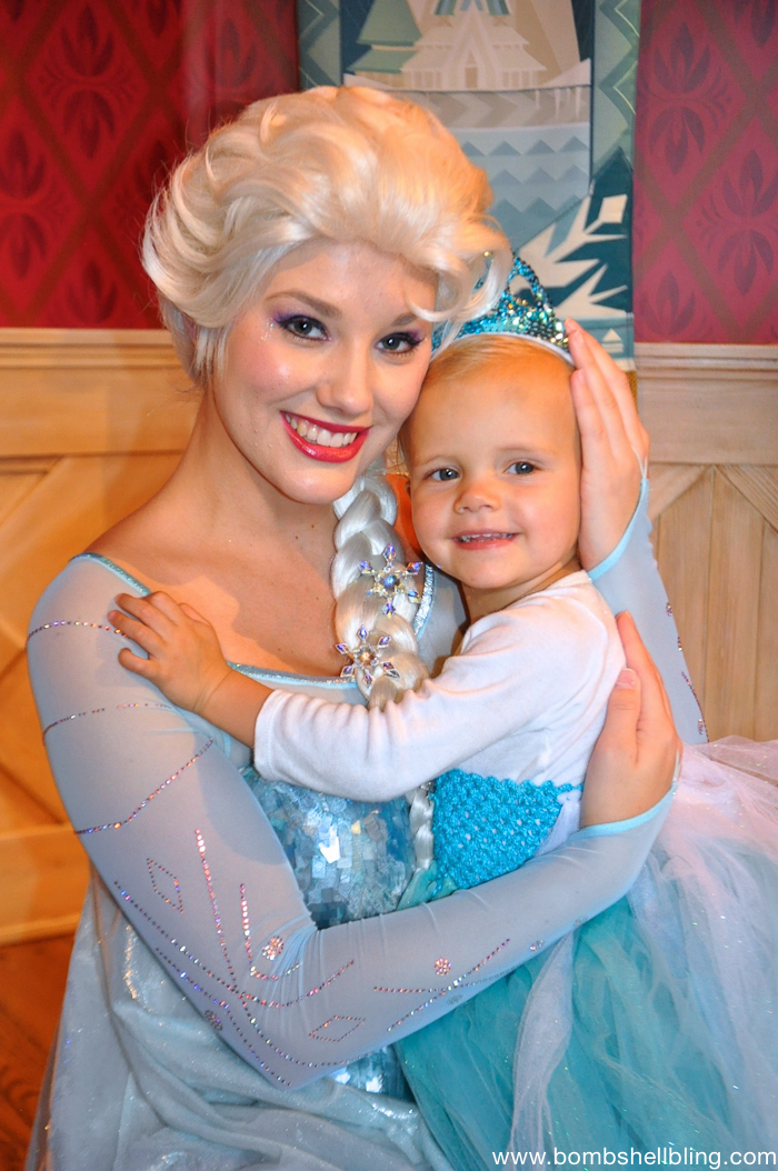 Frozen Family Costumes Elsa Tutu Dress -11