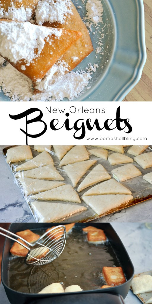 Our family has been making these beignets for special mornings for years! YUM!