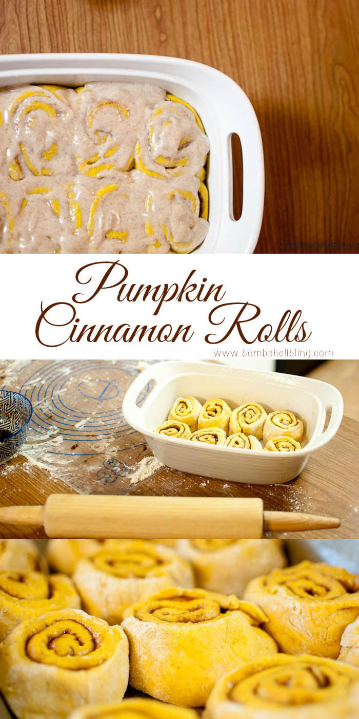 Rich, flavorful cinnamon rolls are perfect for any fall gathering!