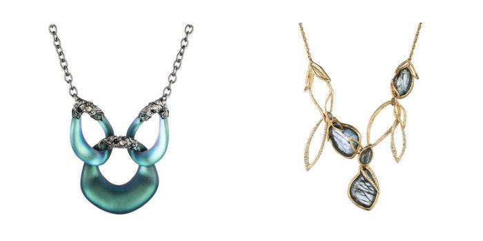 A Stunning, Splurge-y Statement Necklace!