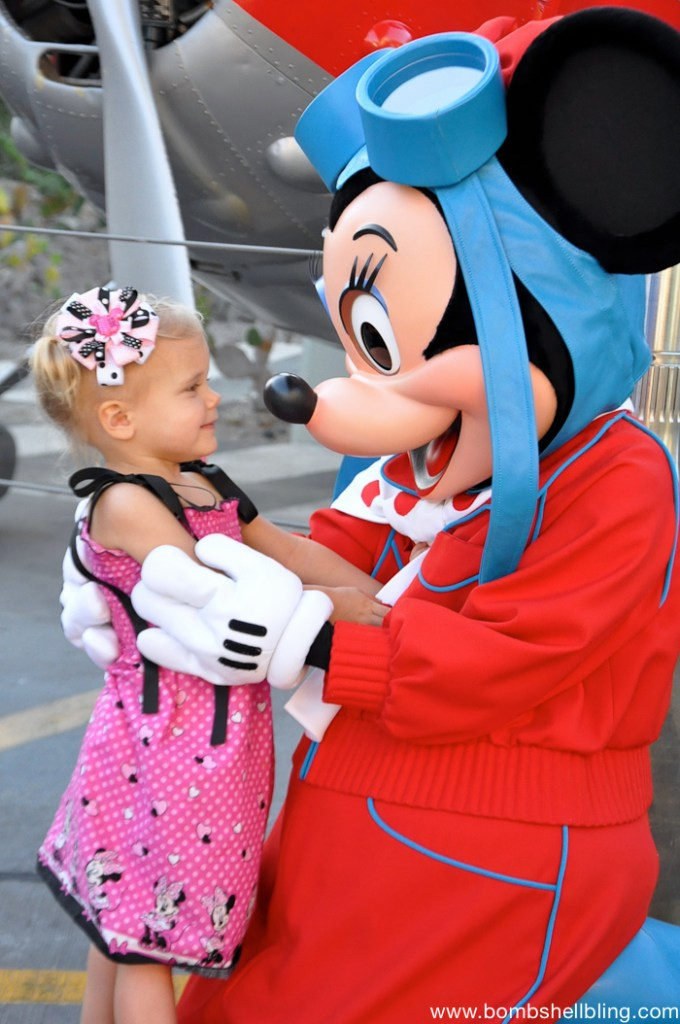 Minnie Mouse Bow and Dress-4