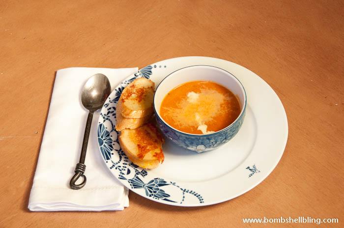 Creamy Tomato Bisque Recipe