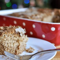 Christmas Morning Coffee Cake