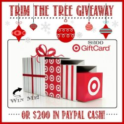 Trim the Tree Giveaway