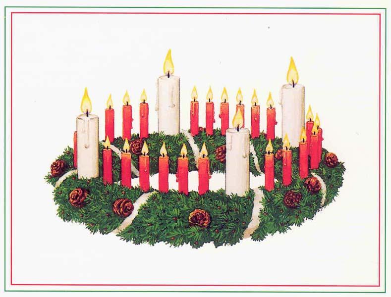 christmas advent wreath tradition. Black Bedroom Furniture Sets. Home Design Ideas