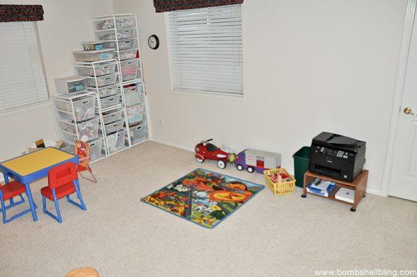How I FINALLY Organized My Craft Supplies-4