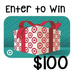 Win a $100 Gift Card to Target