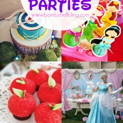 15 Perfect Disney Princess Parties