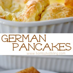 Mama's German Pancakes