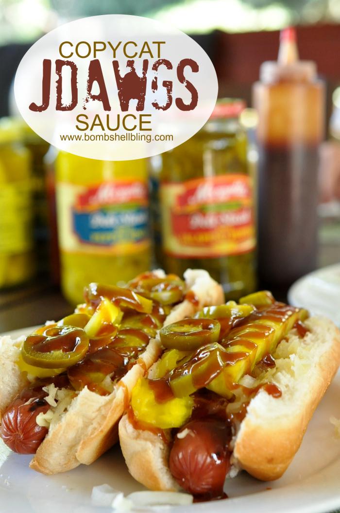 Copycat JDawgs Sauce Recipe