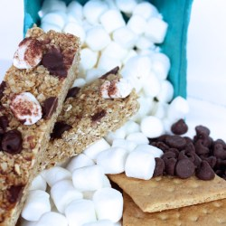 S'mores Granola Bars Recipe