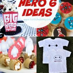 17 Big Hero 6 Ideas