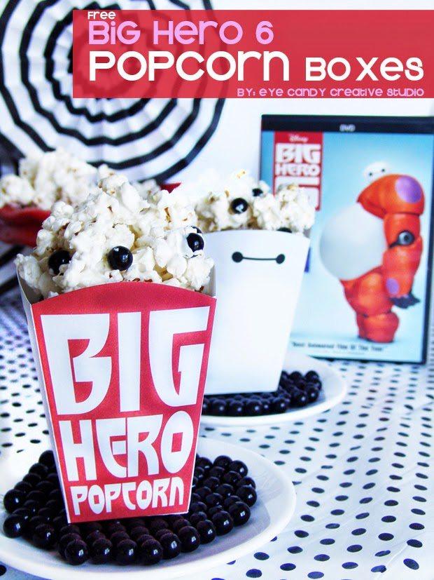*BigHero6-PopcornBoxes-Movie