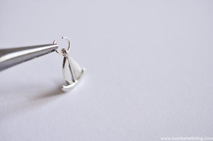 Nautical Charm Necklace-3