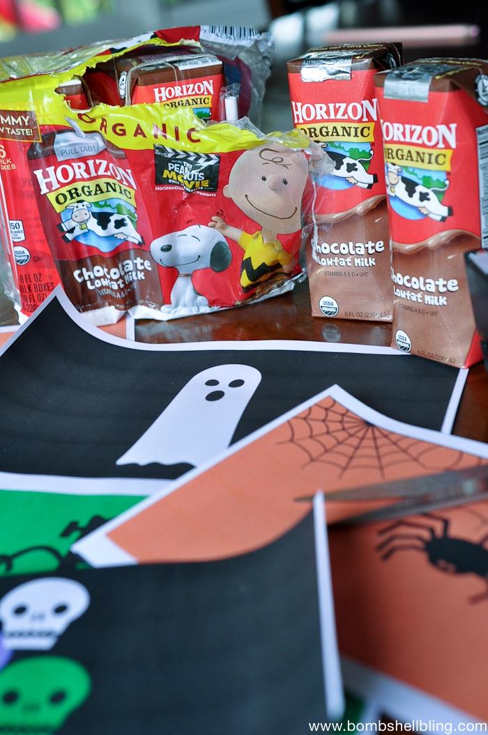 FREE Printable Halloween Juice Box Wrappers-1