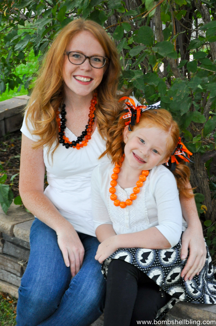 Halloween FIrecreacker Bows Tutorial-6