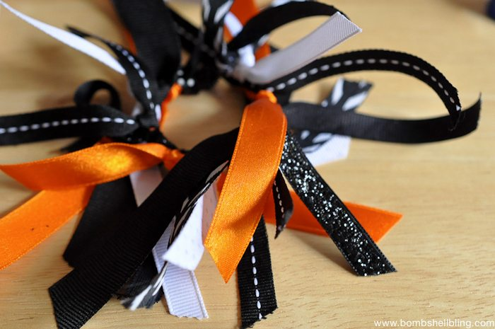Halloween Ribbon Firecracker Bows-5