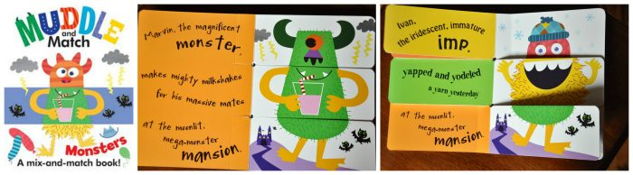 Muddle & Match Monsters