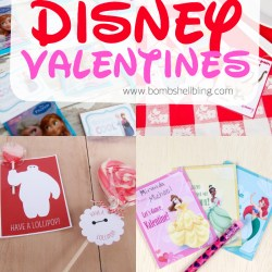 15+ FREE Printable Disney Valentines