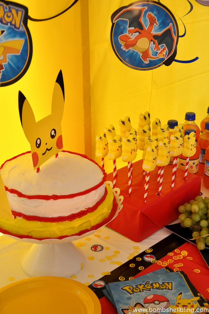 Pokemon Birthday Party 15