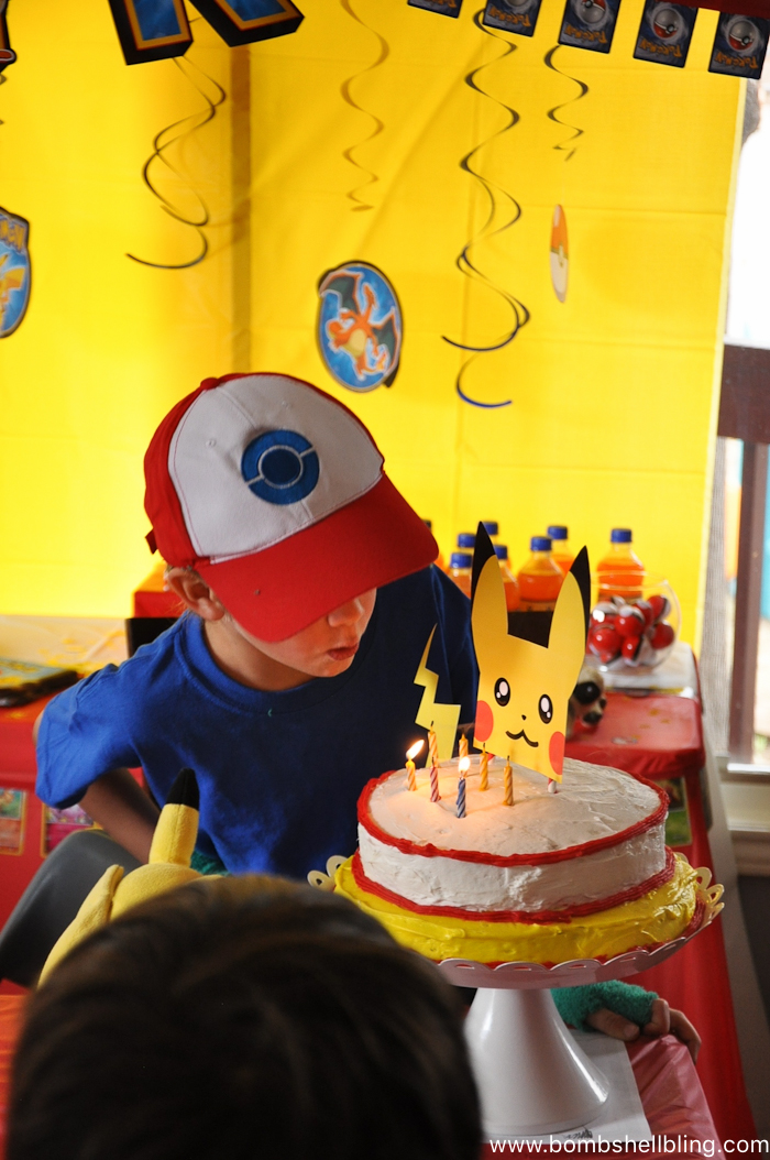 Pokemon Birthday Party-24