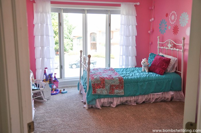Pretty Pink Nursery-Bedroom-2