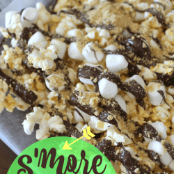 S'more Popcorn Recipe