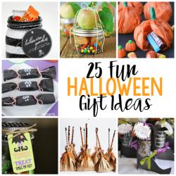 25 Fun Halloween Gift Ideas