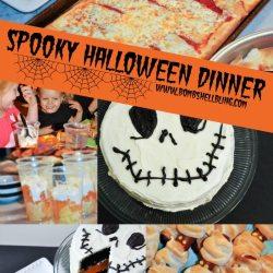 Spooky Fun Halloween Dinner