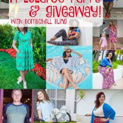 A LULAROE PARTY AND BIG GIVEAWAY!